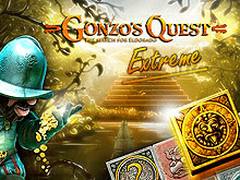 Автоматы Gonzo's Quest Extreme