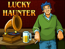 Lucky Haunter в Вулкане на деньги