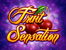 Fruit Sensation в Вулкане на деньги