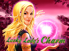 Lucky Lady's Charm - игровые автоматы Вулкан