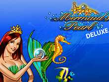 Mermaid's Pearl Deluxe в Вулкане на деньги