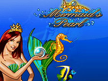 Mermaid's Pearl в Вулкане на деньги