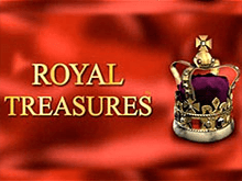 Royal Treasures в Вулкане на деньги