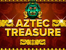 Aztec Treasure - автоматы Вулкан