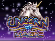 В Вулкане на деньги Unicorn Magic