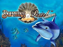 Dolphin's Pearl Deluxe - автоматы Вулкан