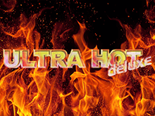 Ultra Hot Deluxe - автоматы Вулкан