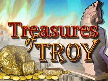 Играть в казино Вулкан в Treasures Of Troy
